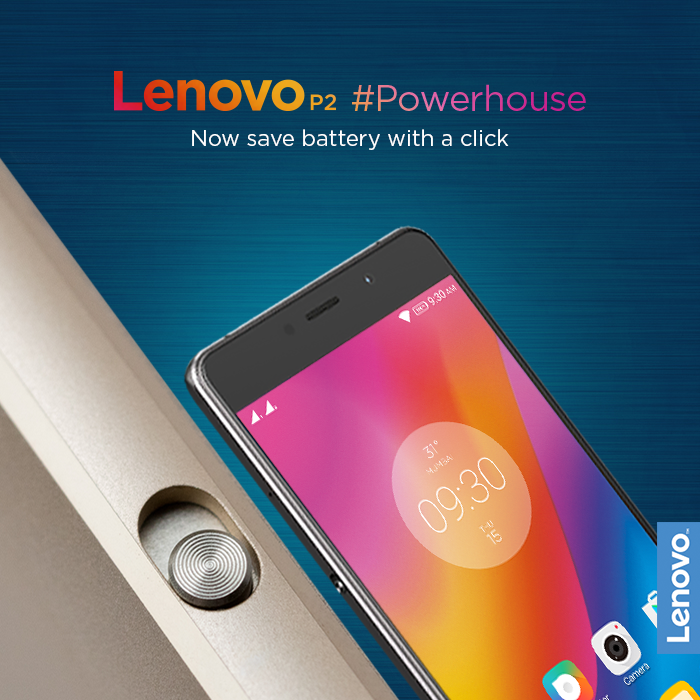 The #Powerhouse Lenovo P2 comes with a one-key power saver which makes it super easy to lower battery usage. Now, use the 5100 mAh battery to its full potential and never worry about running out of power. Buy now, exclusively on Flipkart - https://www.tomtop.com/brands-lenovo-576/?aid=sqttseo