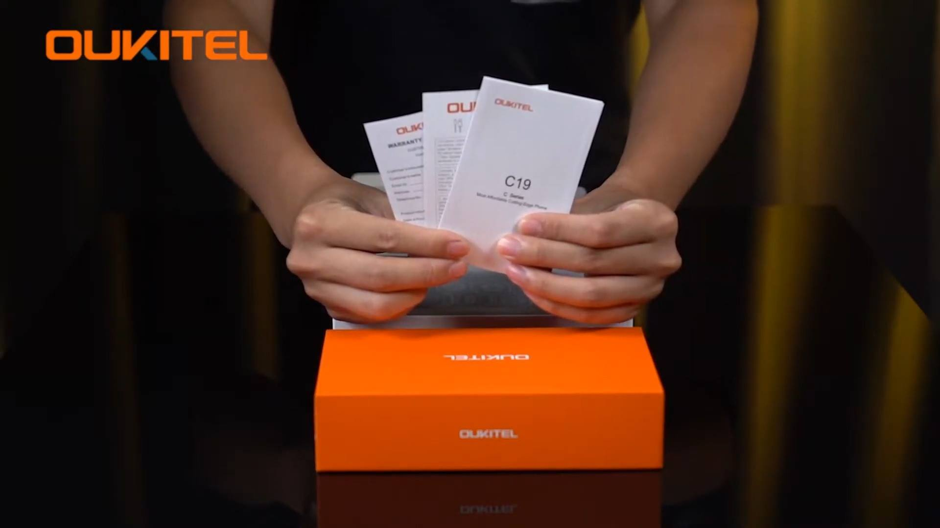 Unboxing the entry-level beast Oukitel C19, check the video to see what is included in the package😍 Buy Oukitel C19 at only $59.99 with 50% off on July 13 🛒: www.tomtop.com