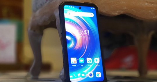 """5G is here and it works. The WP10 offers a rugged platform for those wanting a durable smartphone based on Android 10, at a price that's cheaper than the competition."" - TechRadar Check out full review here: www.tomtop.com"