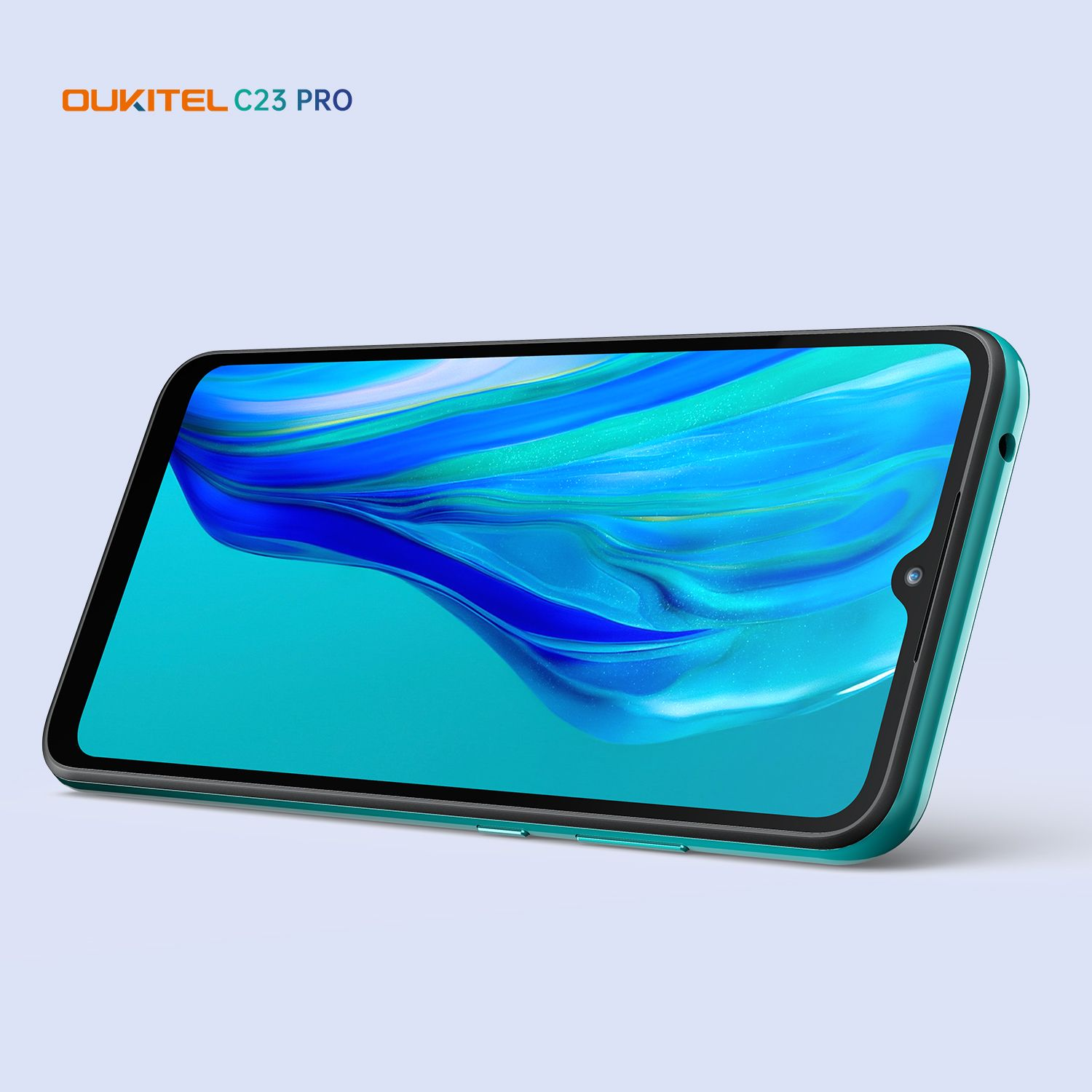 Experience the magnificent visuals with 6.5inch big water-drop style full view display of #OukitelC23Pro😍 Get ready to grab this budget smartphone at $99.99 only from Mar 29th - April 4th📣