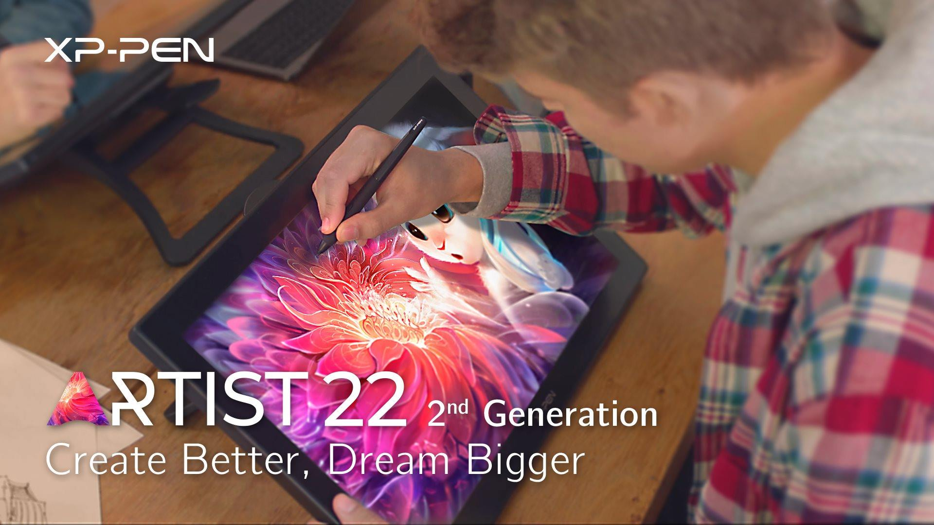 #Artist22secondGeneration always ready for your inspiration flow, and sync your creativity!